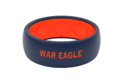 Original College Auburn War Eagle  viewed front on