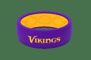 Original NFL Minnesota Vikings - Groove Life Silicone Wedding Rings