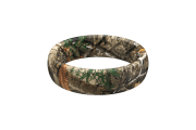 Thin Camo Realtree Edge -  viewed from side