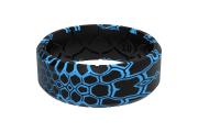 Kryptek Pontus 3D Ring viewed from side