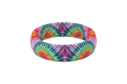 Groove Life Gypsy Eyes Thin Tie-Dye viewed from the side