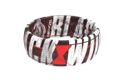 Black Widow - Widow's Bite Ring viewed front on