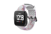 Carrera Marble Fitbit Versa Watch Band - Groove Life