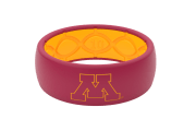 Original College Minnesota Outline  viewed front on