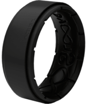 Shop Zeus Rings, featuring Zeus Step Black ring
