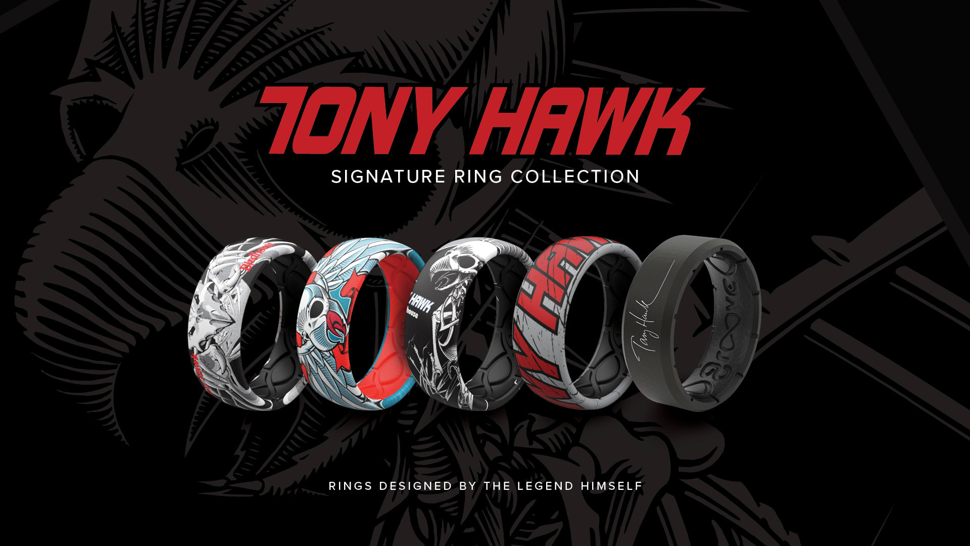 Shop Tony Hawk, featuring the Tony Hawk signature collection
