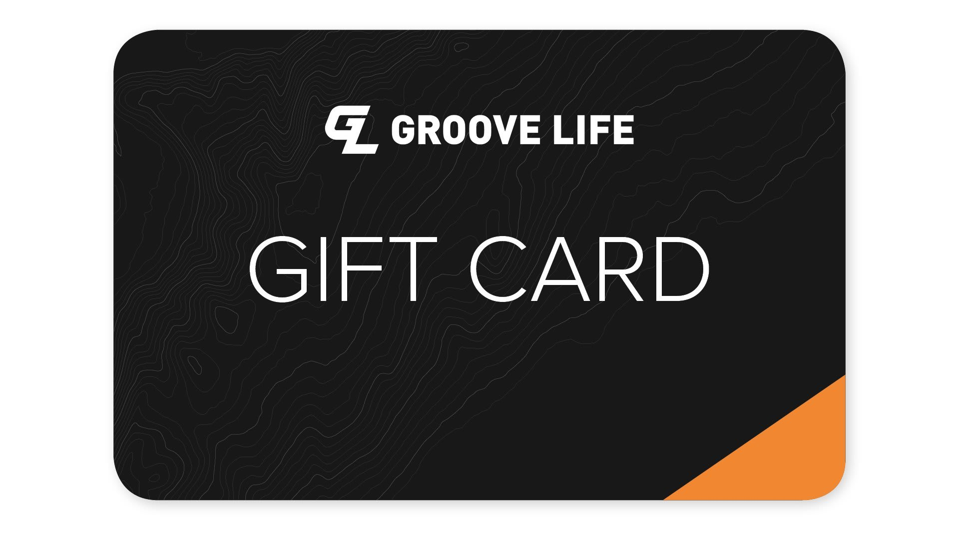 e-Gift card viewed front on
