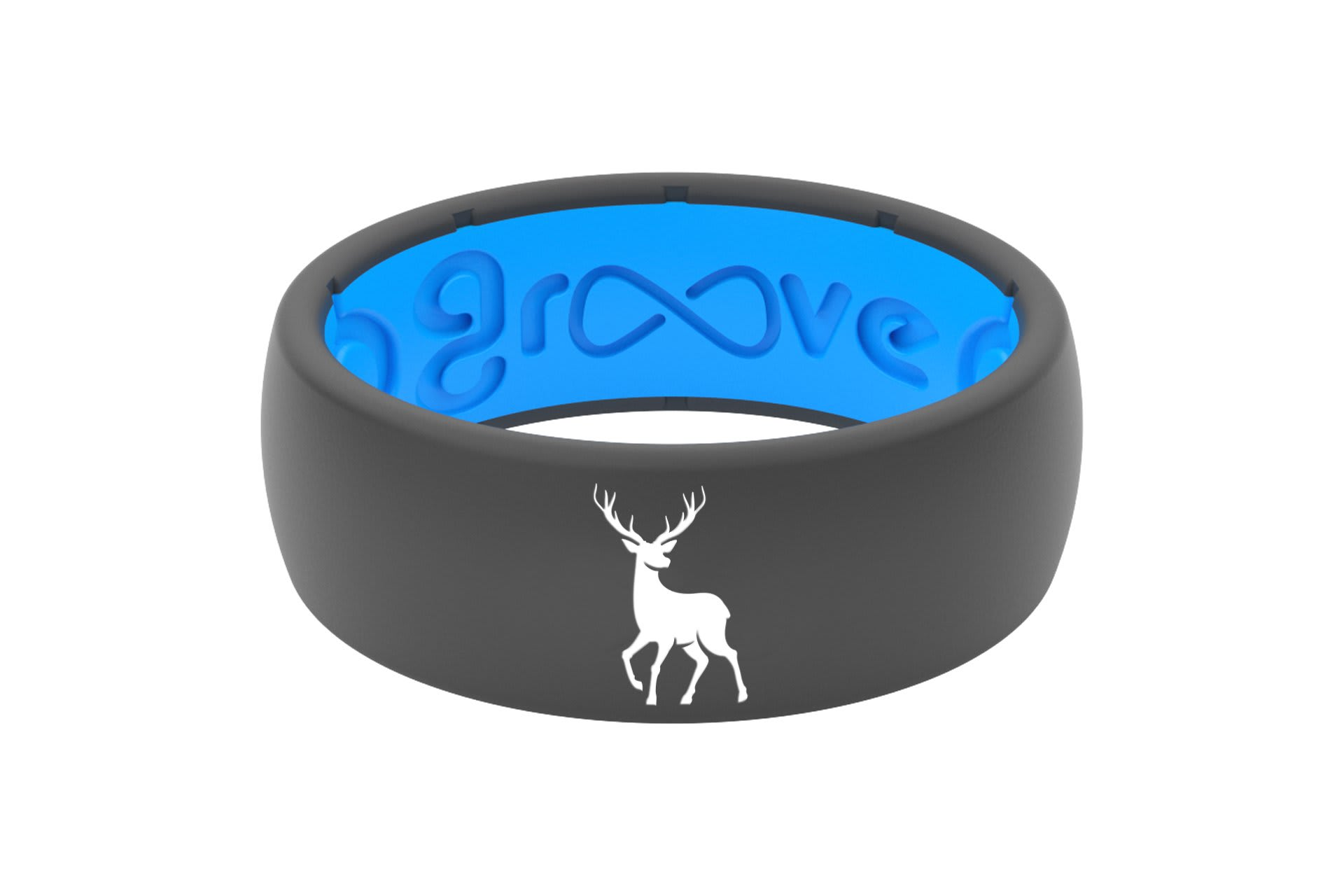 Original Custom Deer Deep Stone Grey/Blue - Groove Life
