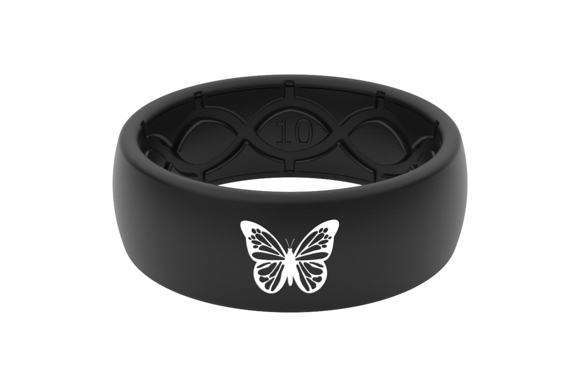 Original Custom Butterfly Black/Black - Groove Life