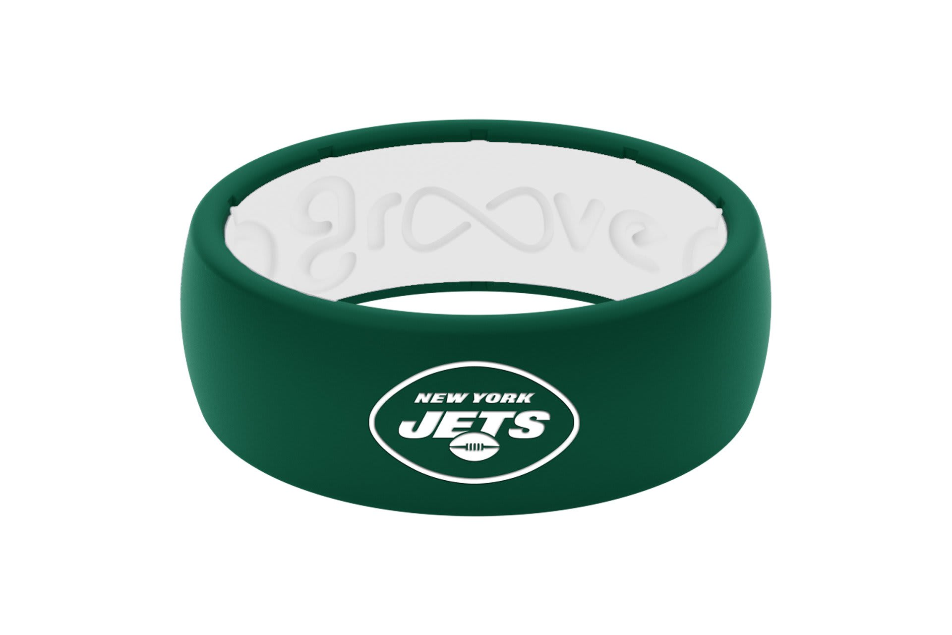 Original NFL New York Jets - Groove Life Silicone Wedding Rings