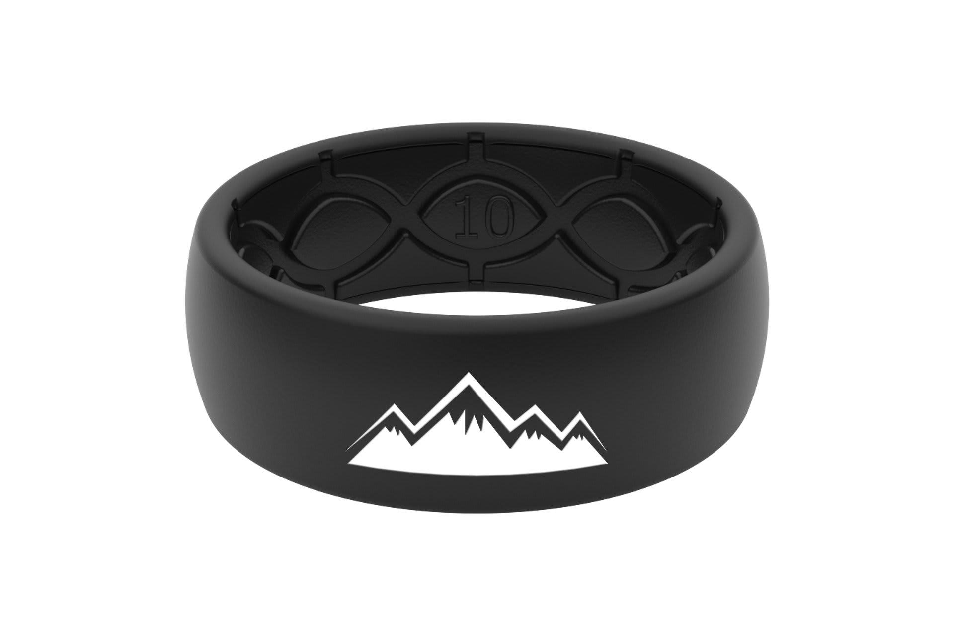 Original Custom Mountains Black/Black - Groove Life