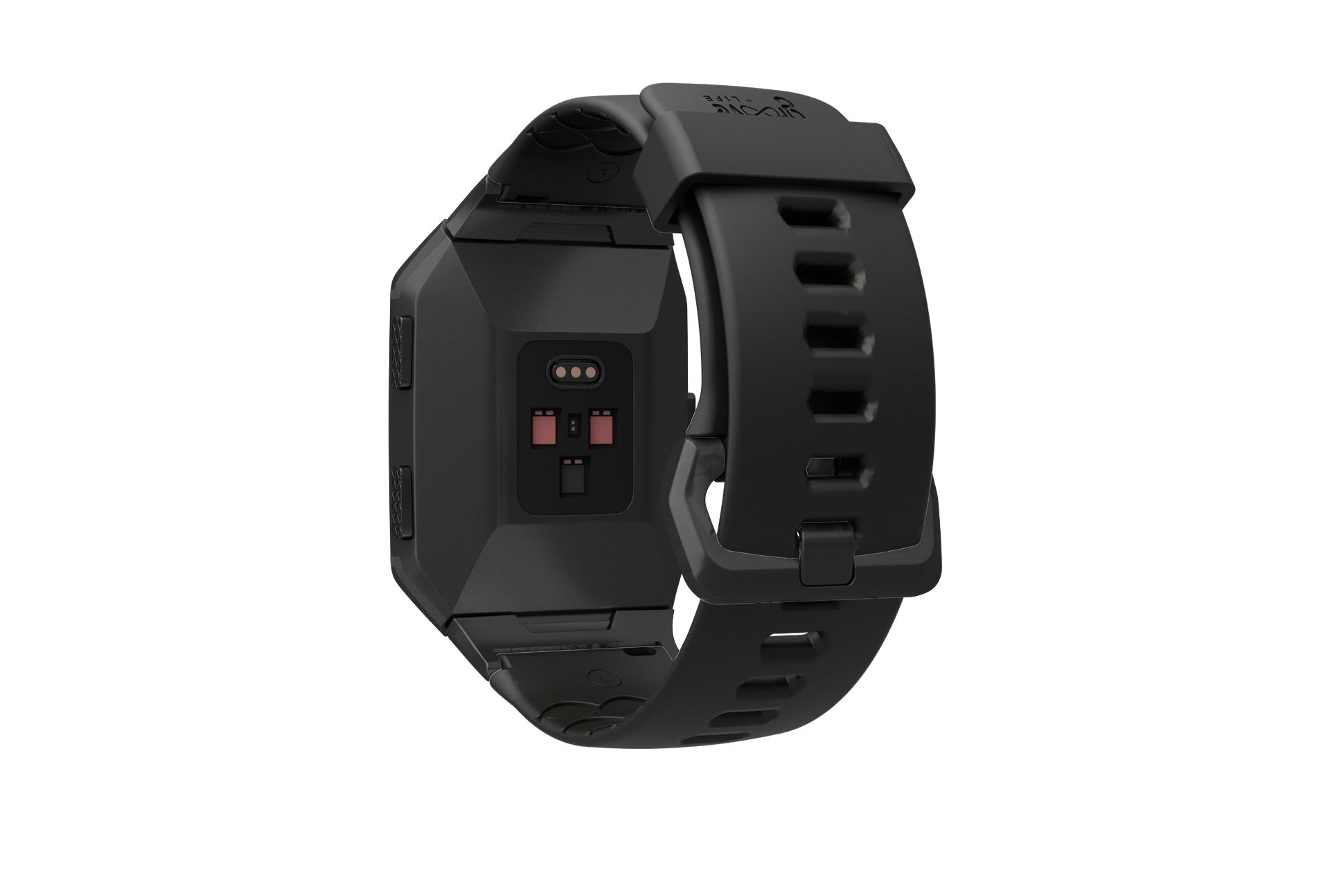 Fitbit Watch Band Ionic Solid Black - Groove Life