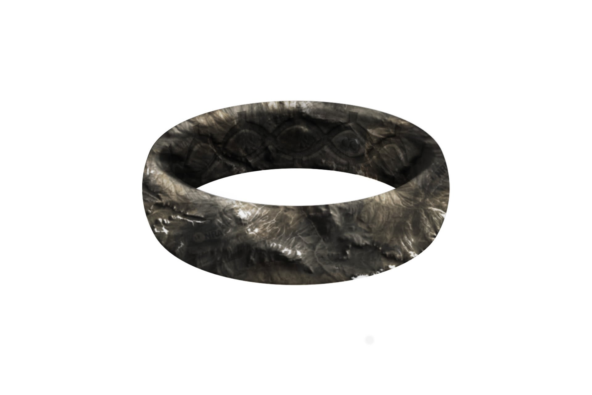 Thin Mossy Oak NRA Overwatch Camo -  viewed from side