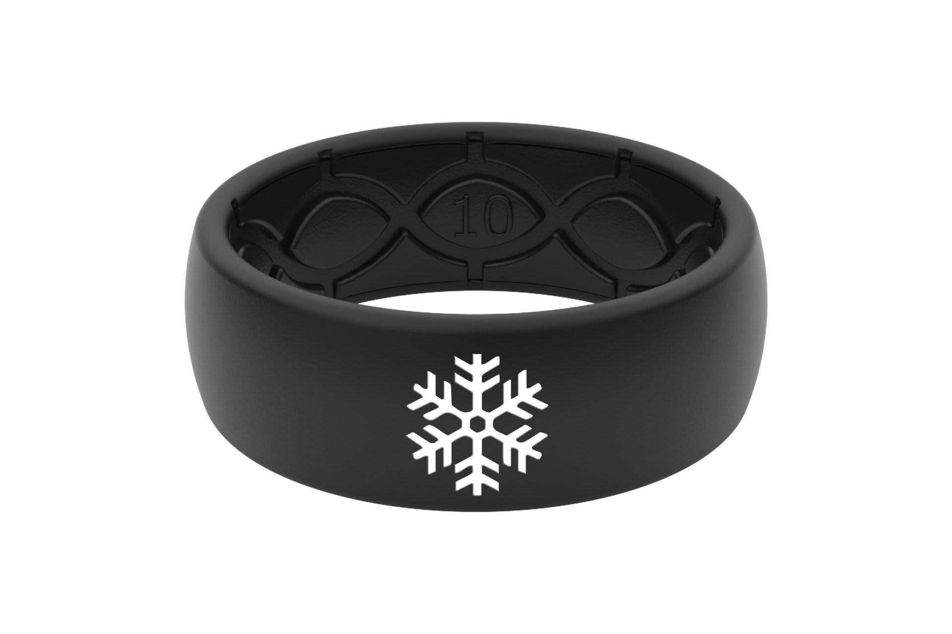 Original Custom Snowflake Black/Black- Groove Life