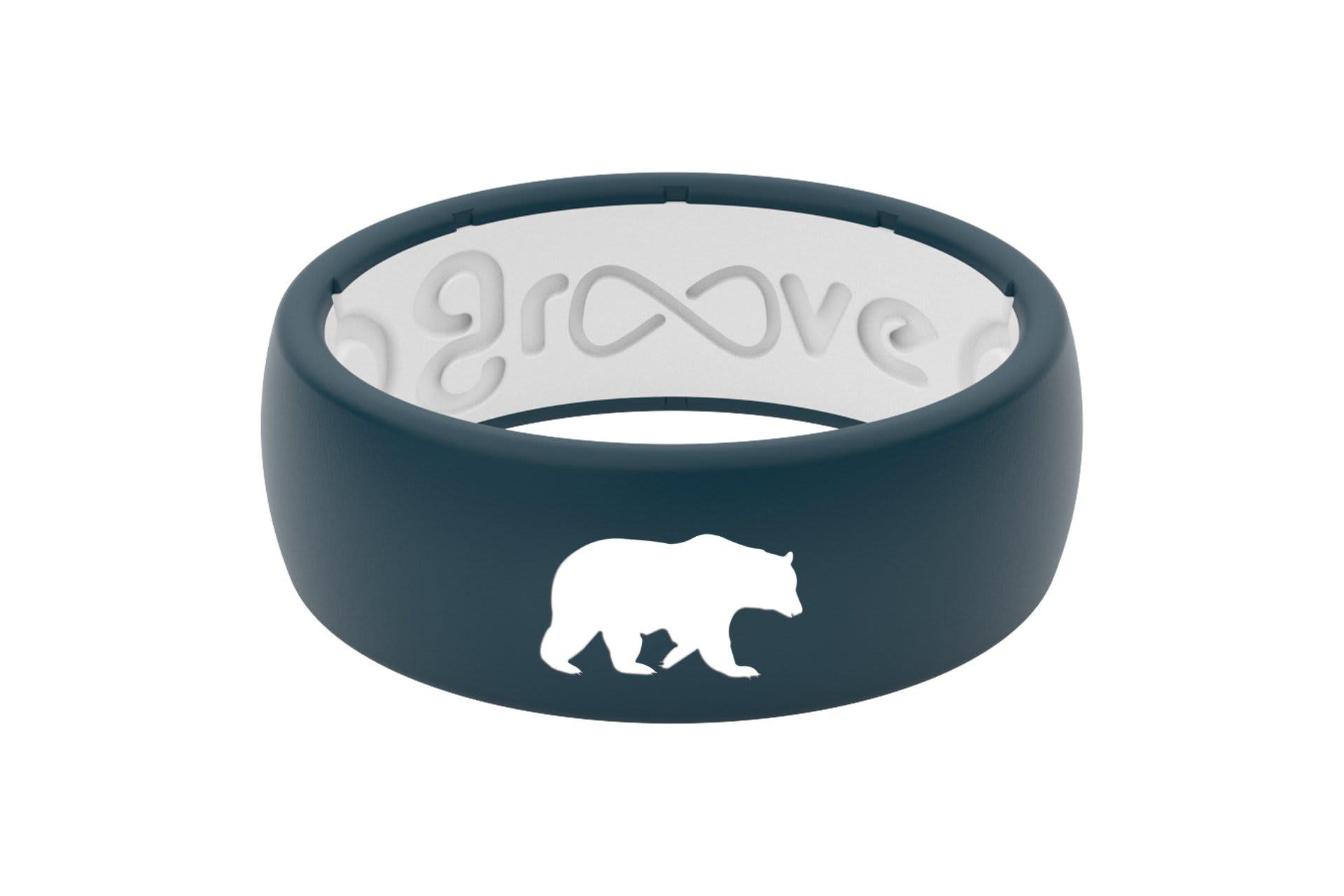 Original Custom Bear Anchor/White - Groove Life