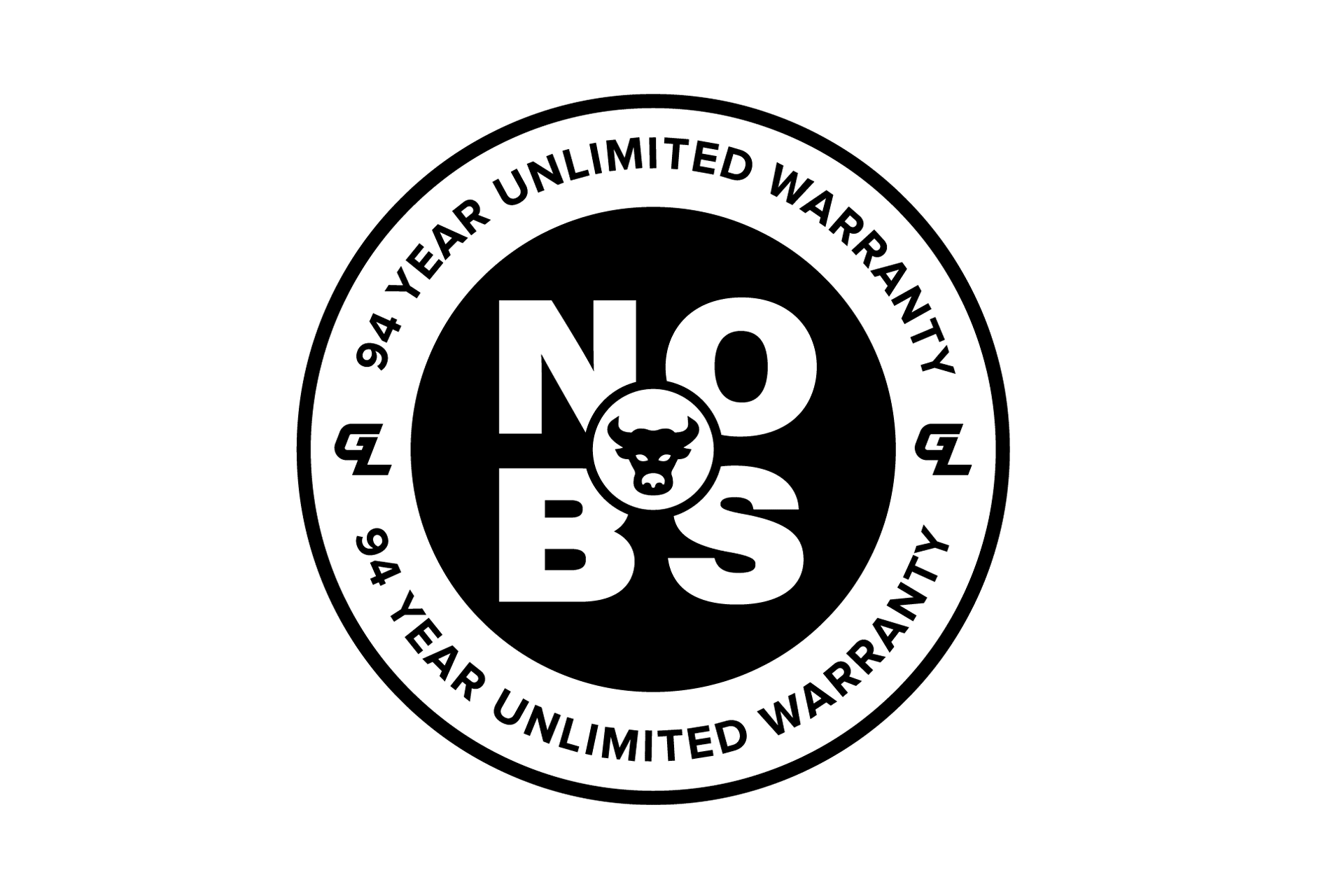 No BS 94 Year Warranty
