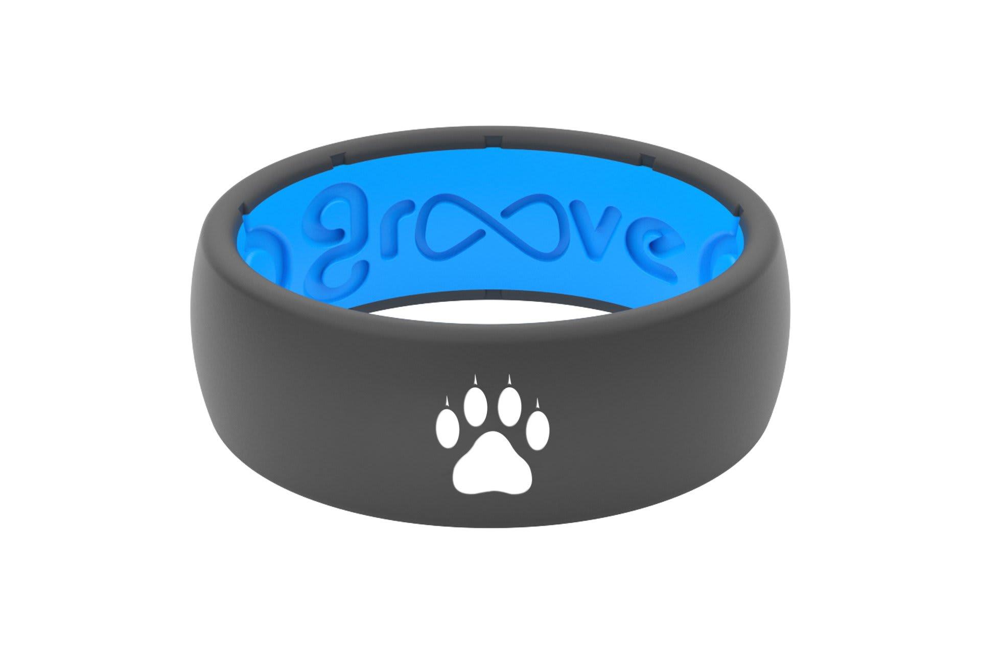 Original Custom Cat Paw Deep Stone Grey/Blue - Groove Life