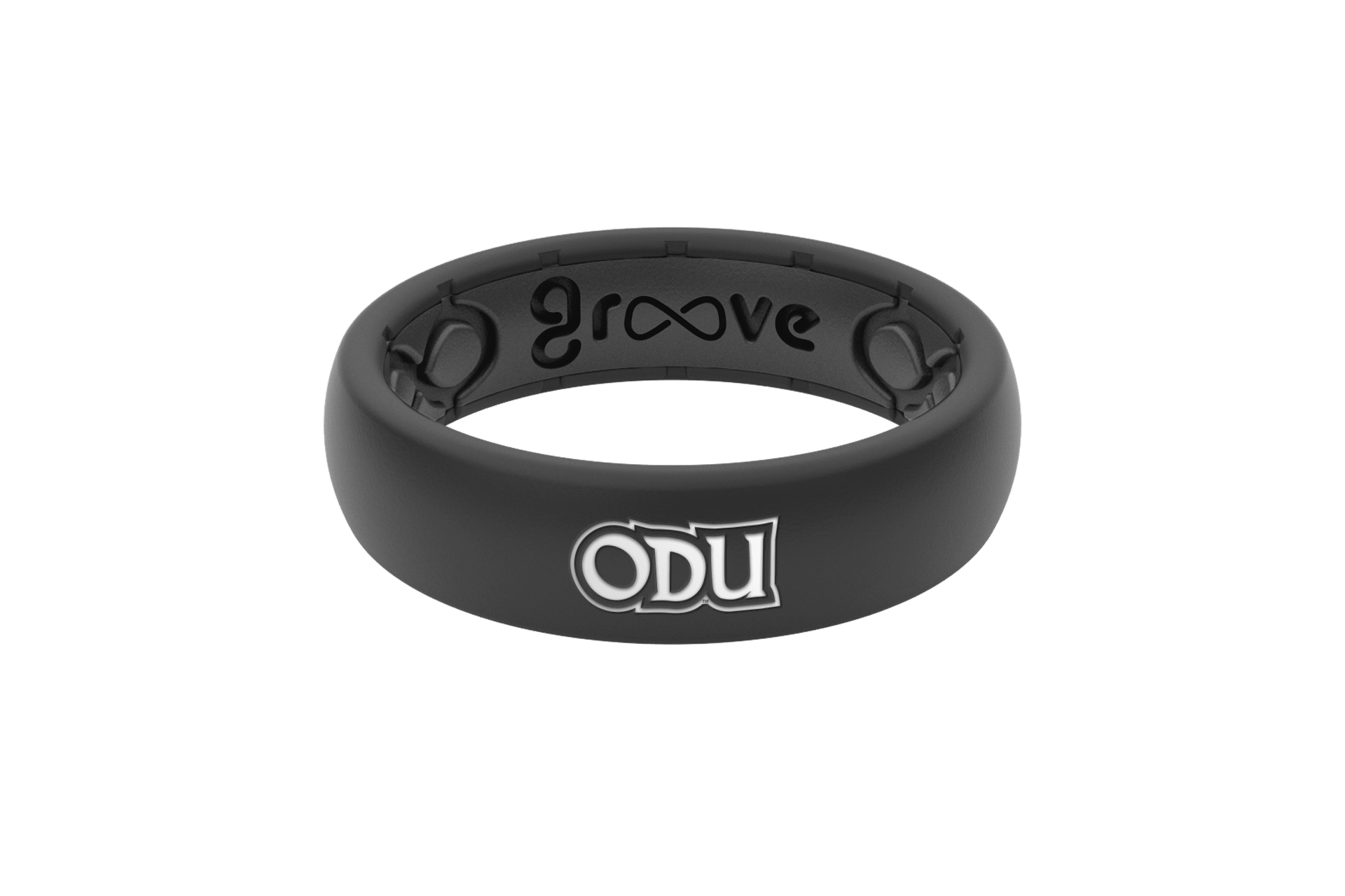 Thin College Old Dominion  viewed front on