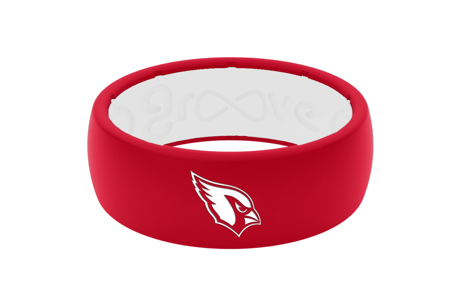 Original NFL Arizona Cardinals - Groove Life Silicone Wedding Rings