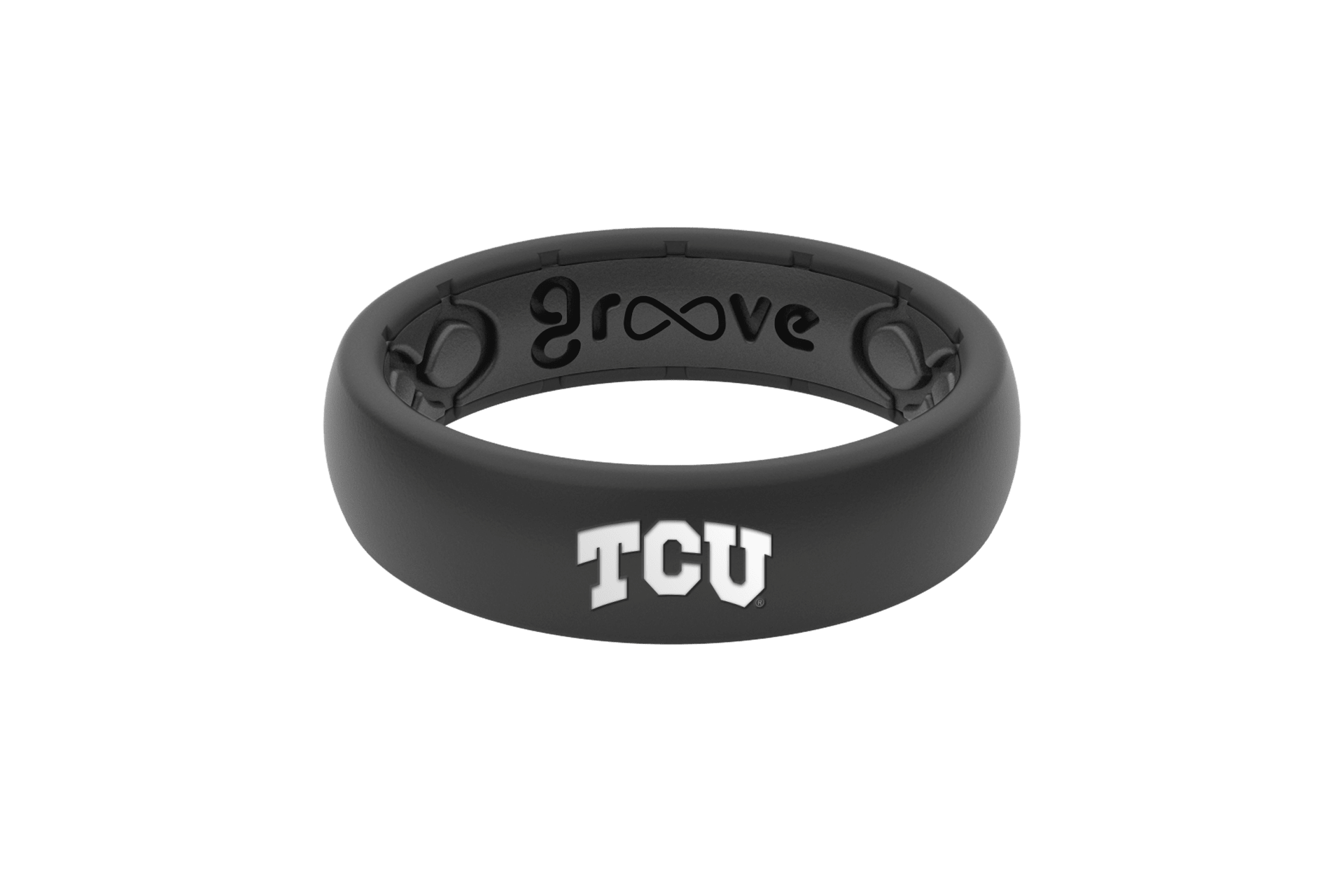 Thin College TCU Full  viewed front on