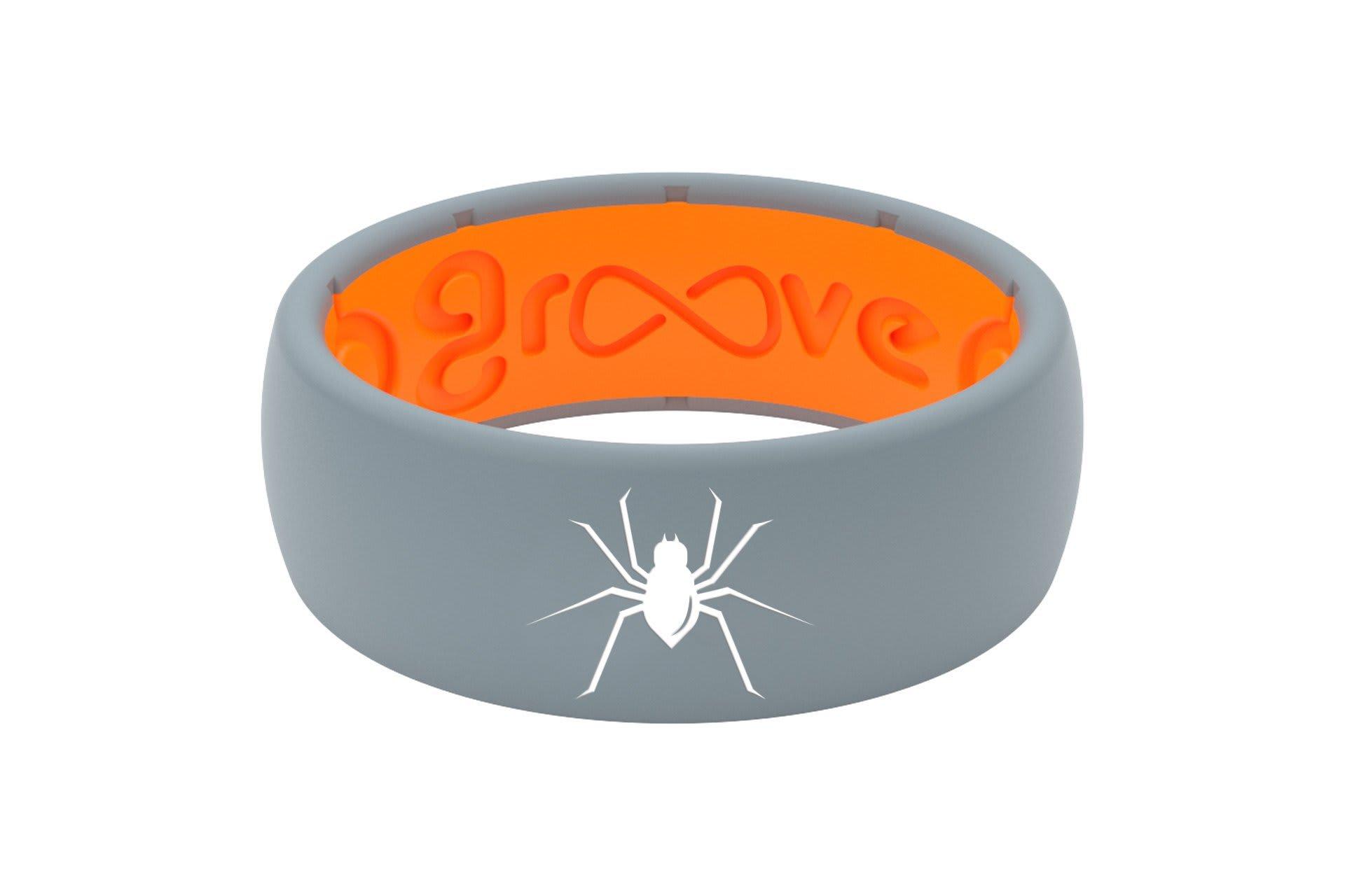 Original Custom Spider Storm Grey/Orange - Groove Life