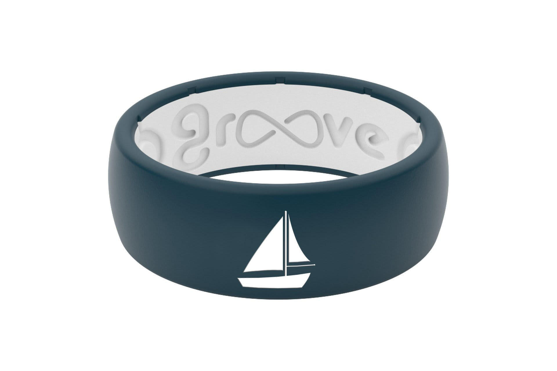 Original Custom Sailboat Anchor/White - Groove Life