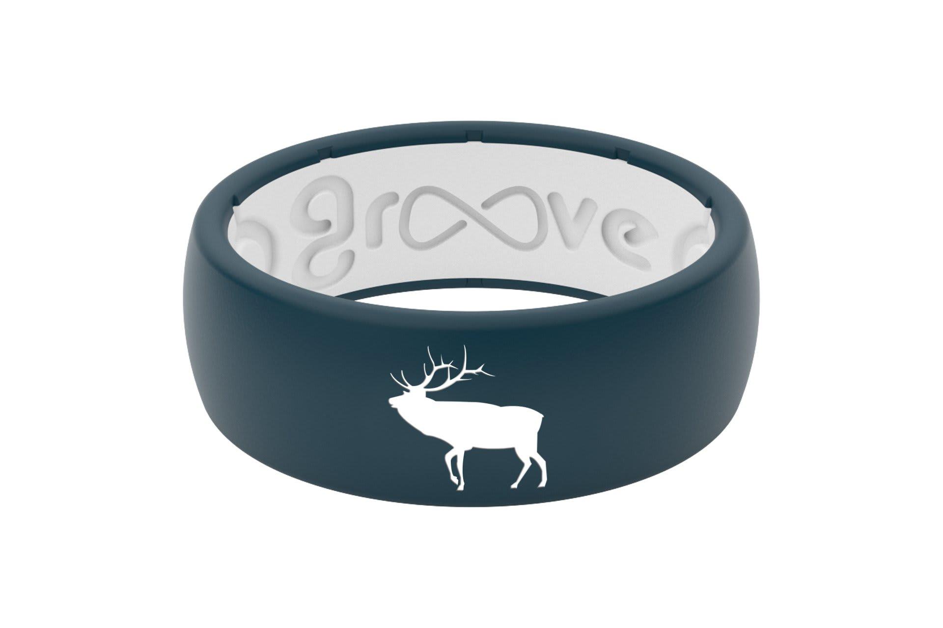 Original Custom Elk Anchor/White - Groove Life