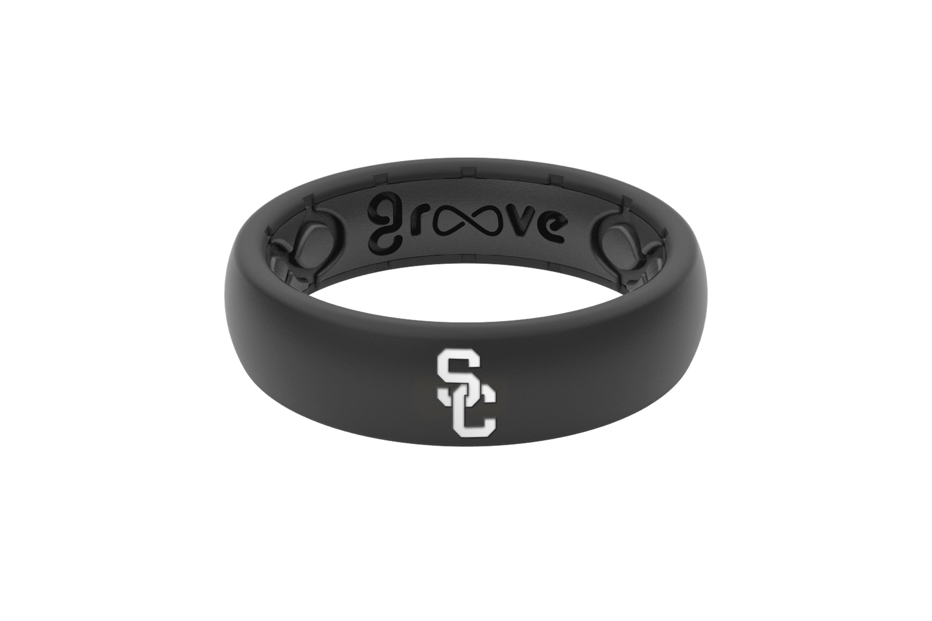 Thin College Southern California - Groove Life Silicone Wedding Rings