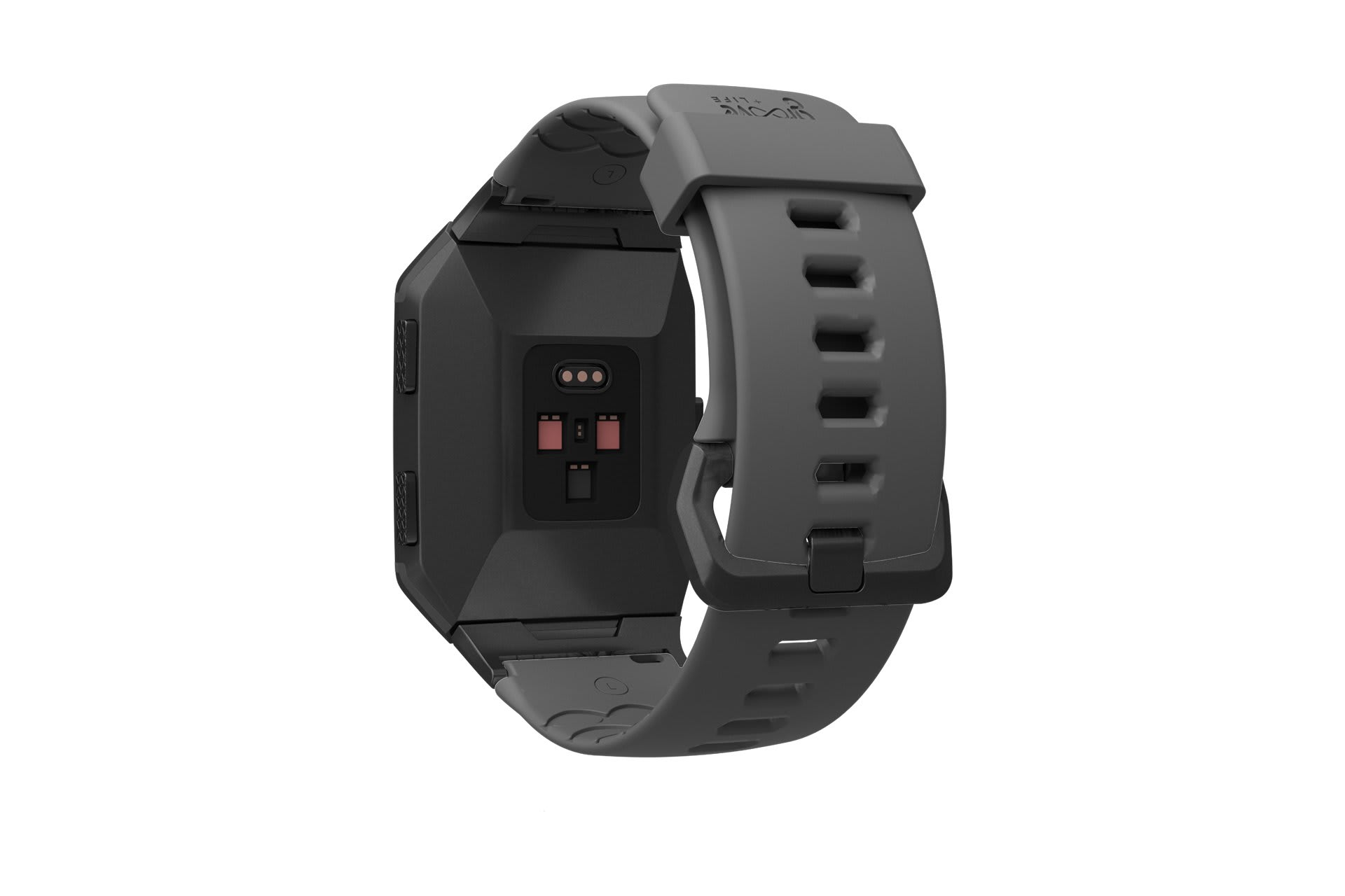 Fitbit Watch Band Ionic Solid Deep Stone Gray - Groove Life