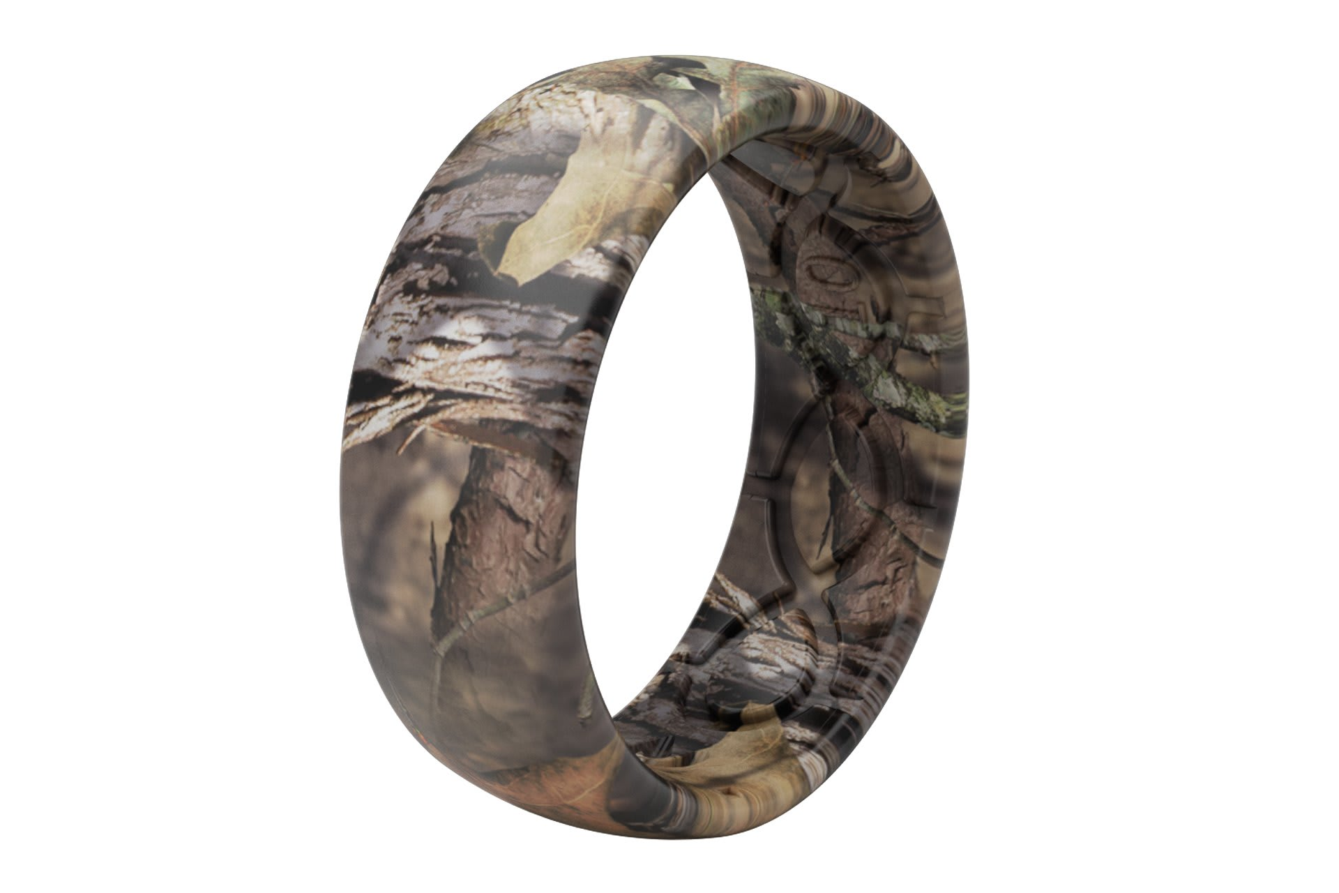 Original Camo Mossy Oak Breakup Country - Groove Life Silicone Wedding Rings