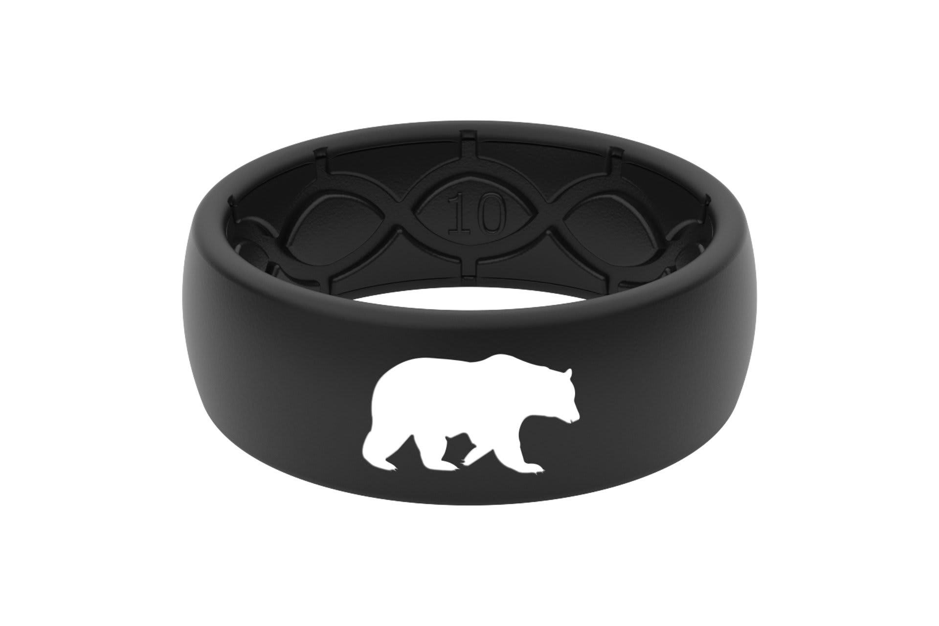 Original Custom Bear Black/Black - Groove Life
