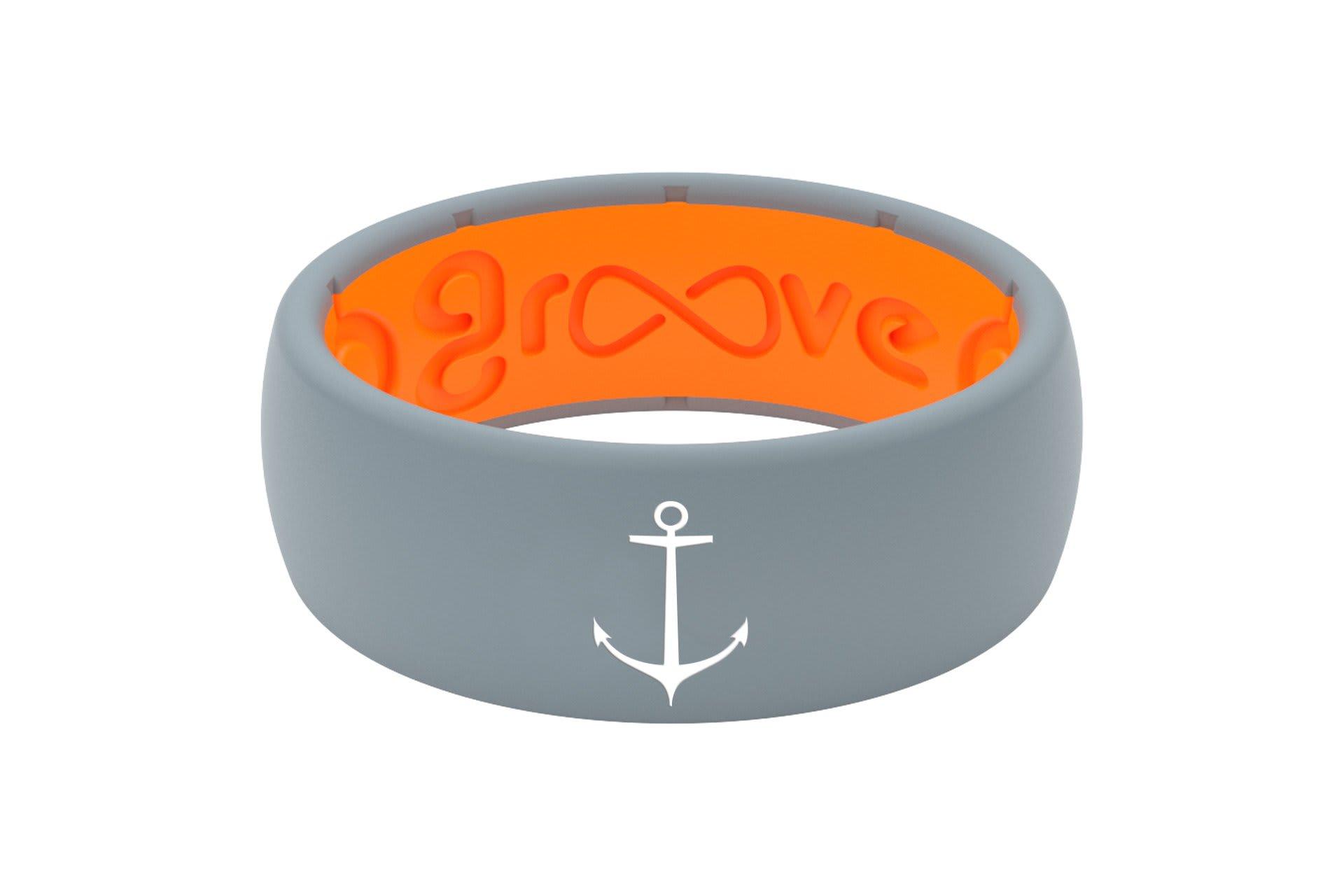 Original Custom Anchor Storm Grey/Orange - Groove Life