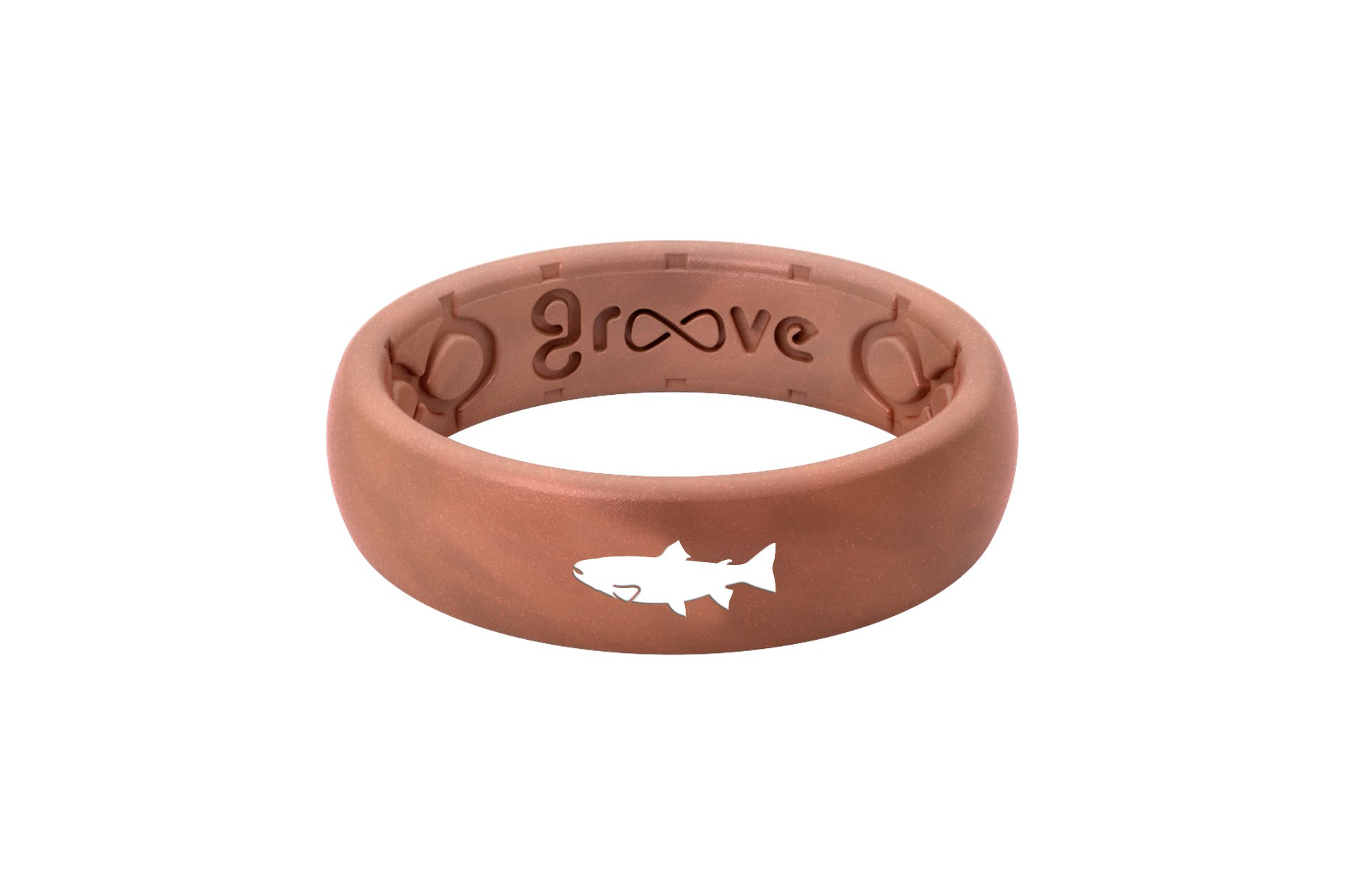 Thin Custom Trout Copper - Groove Life