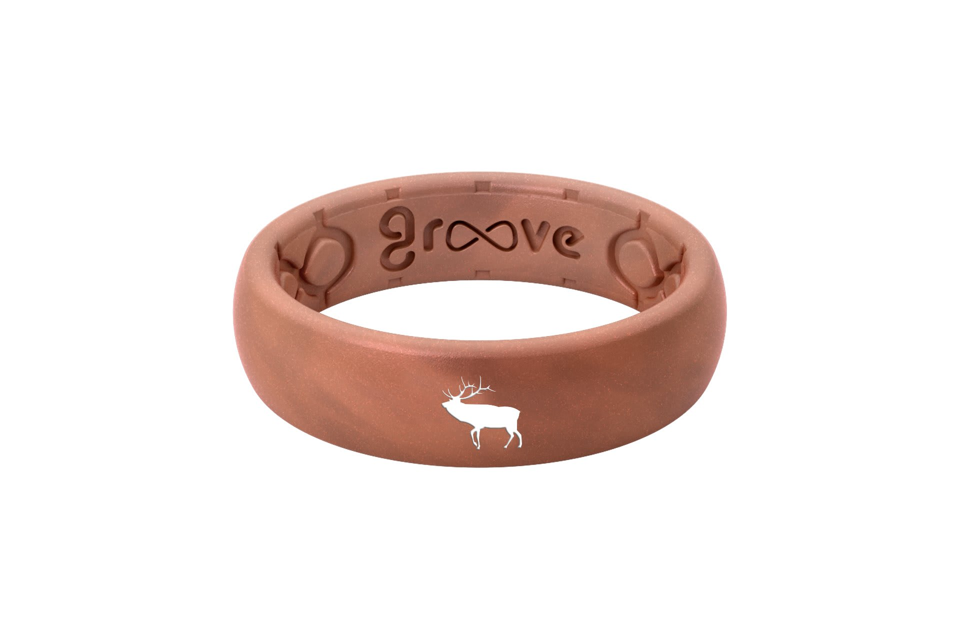Thin Custom Elk Copper - Groove Life
