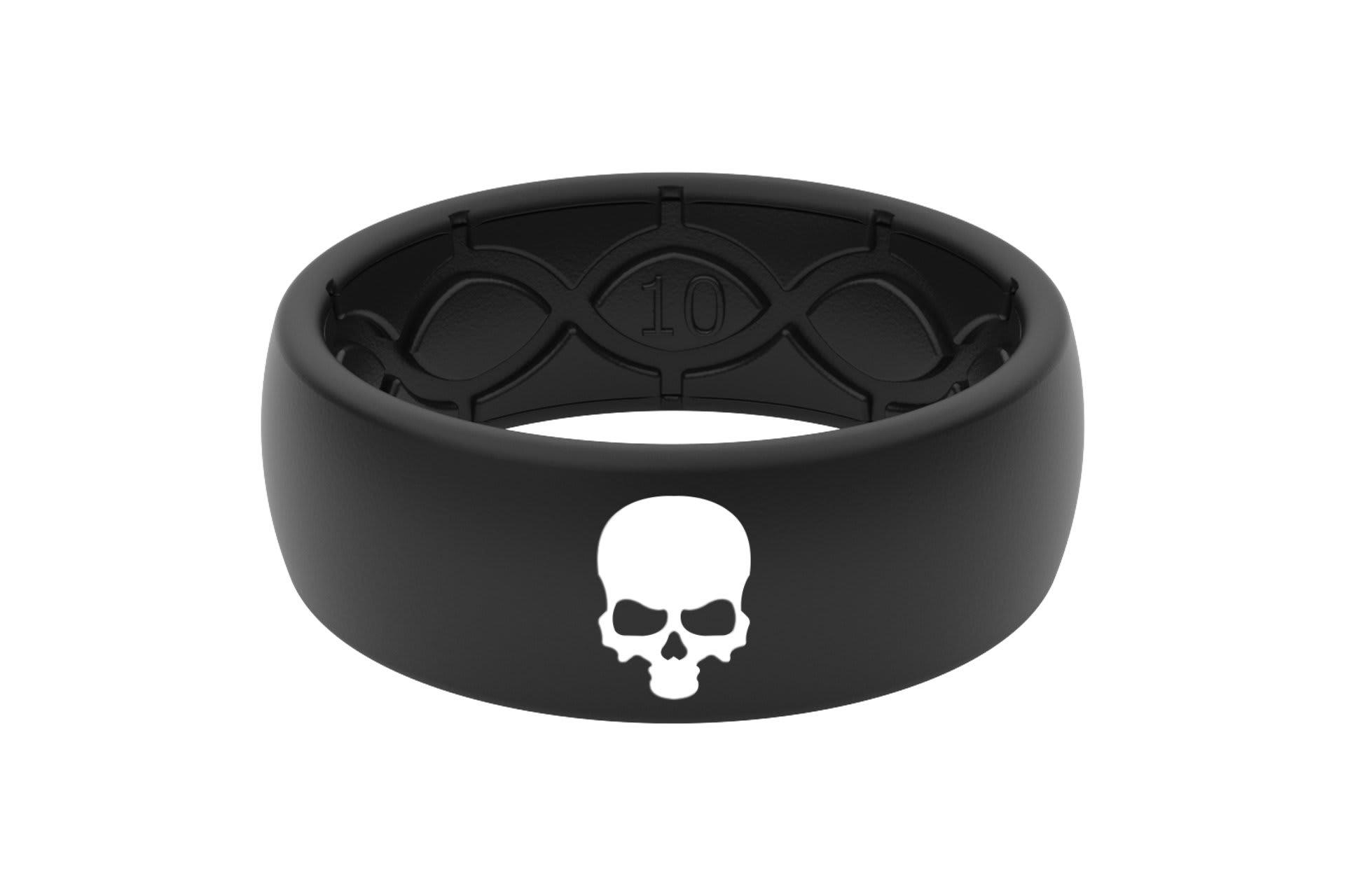 Original Custom Skull Black/Black - Groove Life