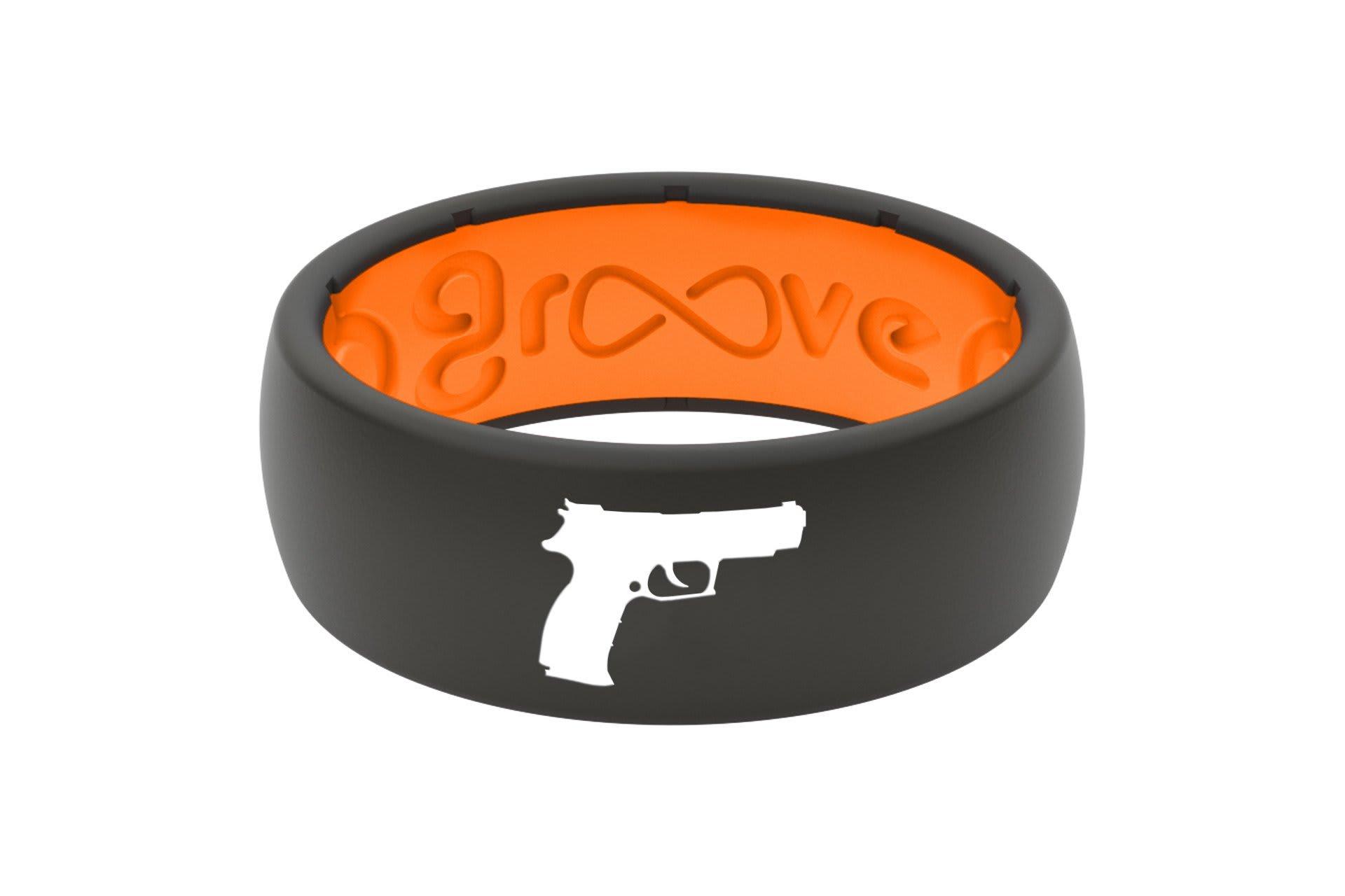 Original Custom Handgun Orange/Black - Groove Life