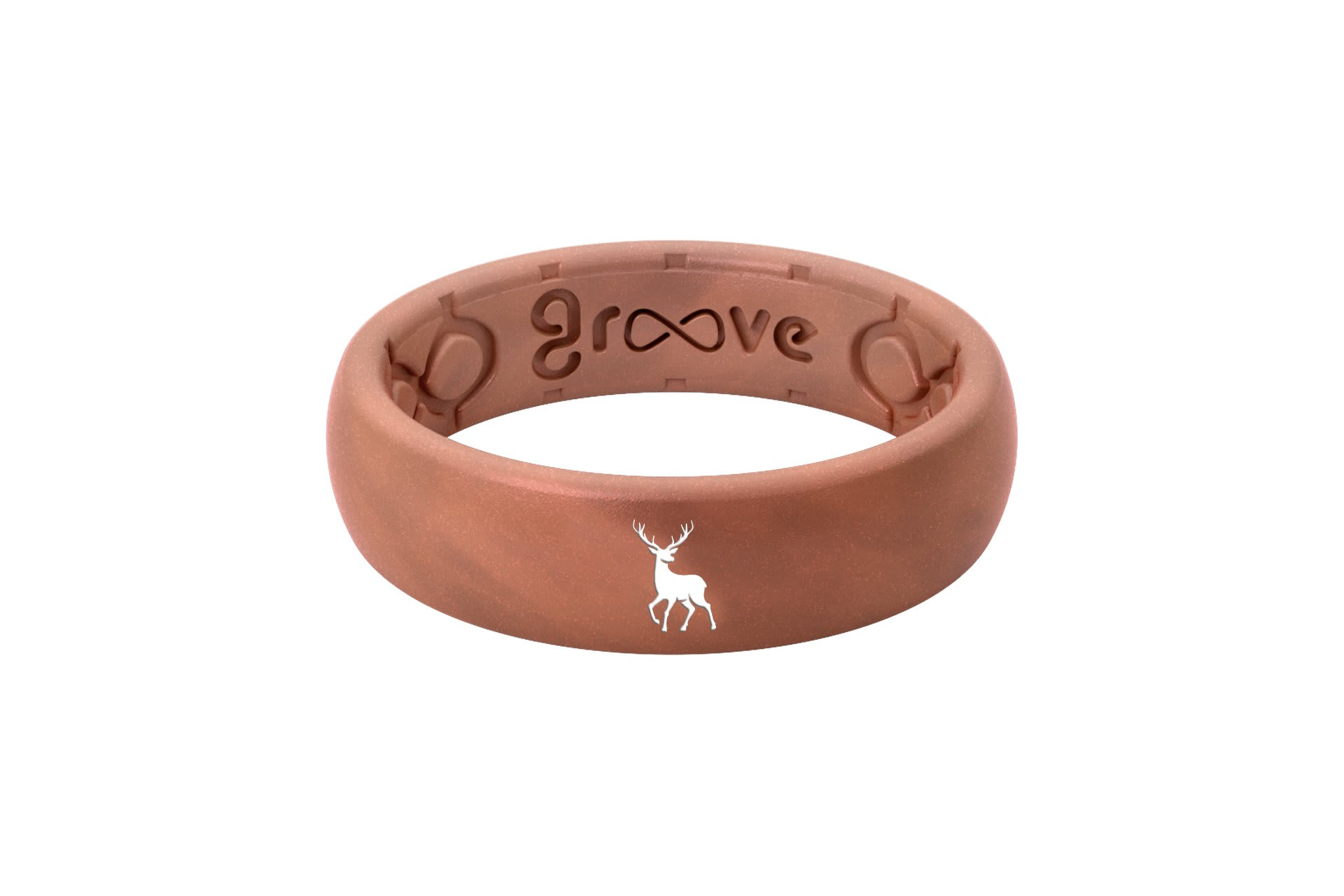 Thin Custom Deer Copper - Groove Life