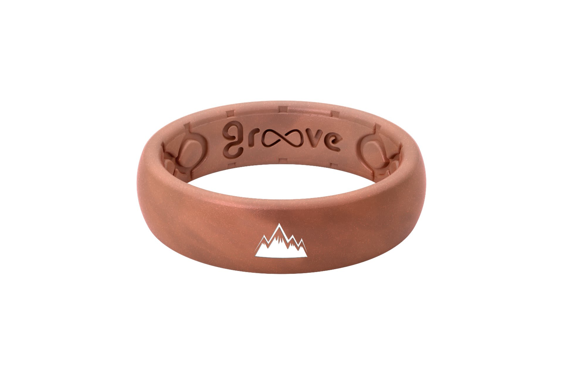 Thin Custom Mountains Copper - Groove Life