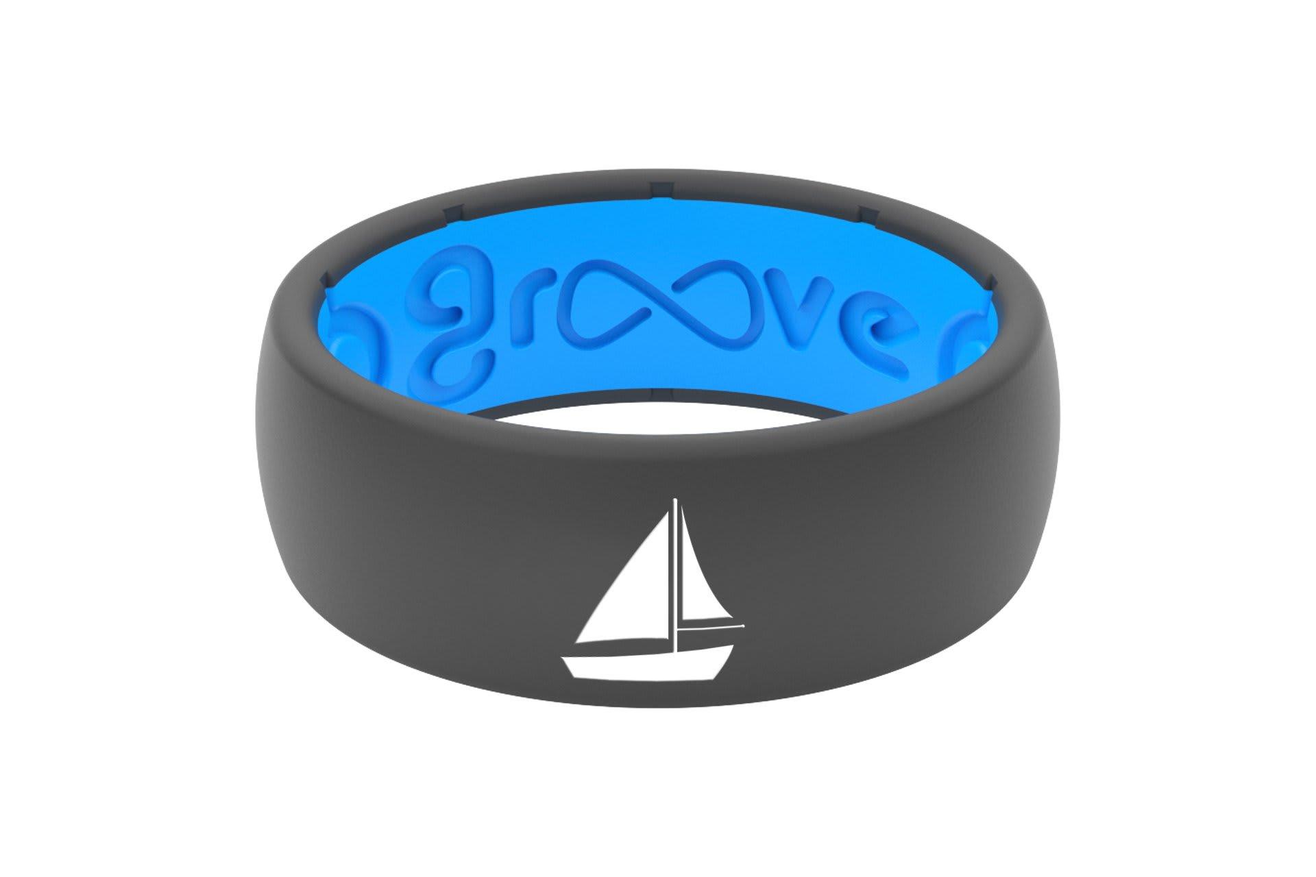 Original Custom Sailboat Deep Stone Grey/Blue - Groove Life