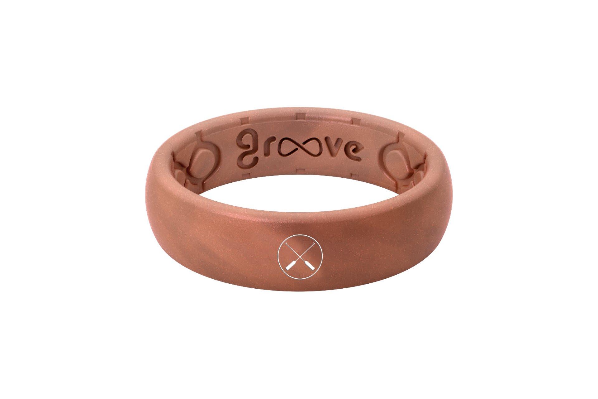 Thin Custom Oars Copper - Groove Life