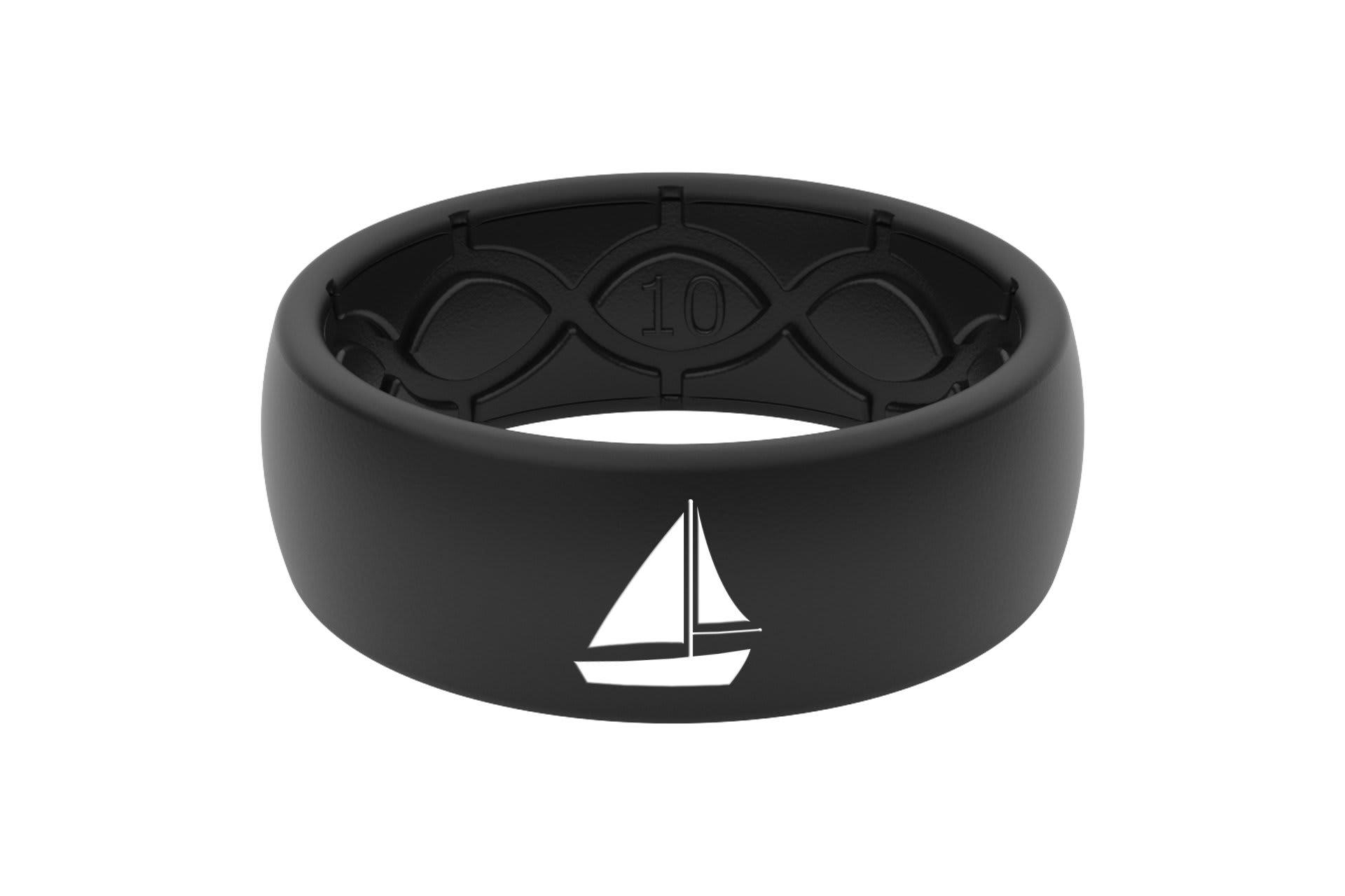 Original Custom Sailboat Black/Black - Groove Life