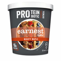 Earnest Eats Protein and Probiotic Oatmeal Cups