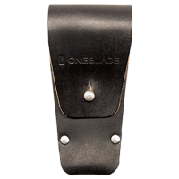 Leather razor holster