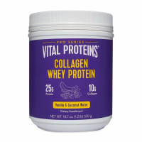 Vital Proteins Flavored Collagen Whey