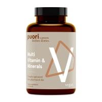 Puori V Multi Vitamin and Minerals