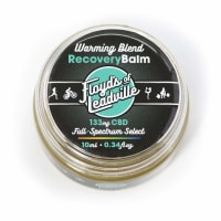 Floyd's of Leadville CBD Balms Warming