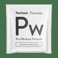 Pre-Workout Formula