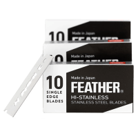 30 pack of feather blades