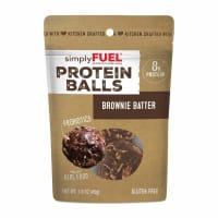 Simply Fuel Protein Balls