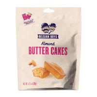 Belgian Boys Almond Butter Cakes